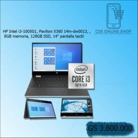 HP Intel i3-1005G1
