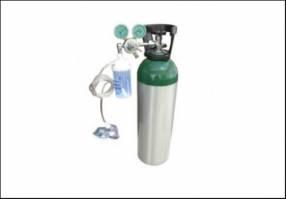 Tubos de oxígeno