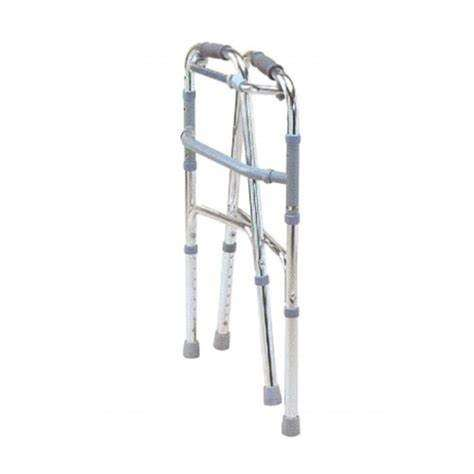 Andador plegable de aluminio - 1