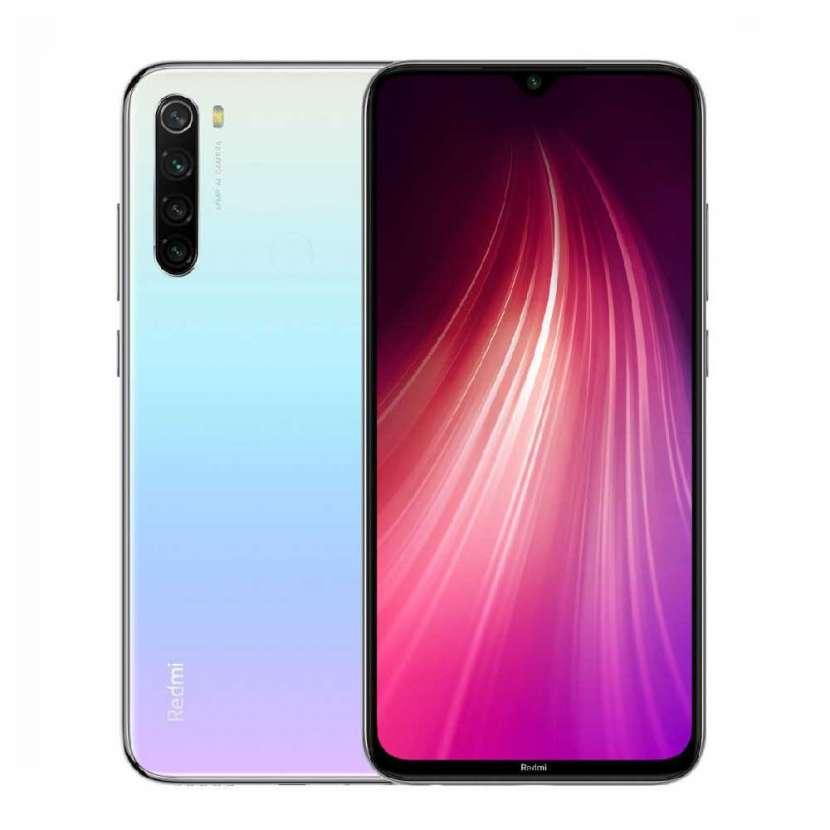 Xiaomi note 8 64gb (2021) - 0