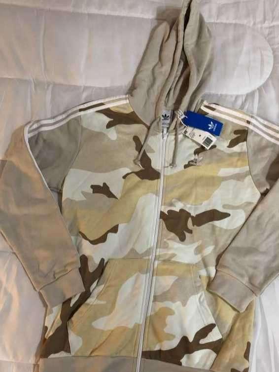 Campera Adidas original para hombre - 0