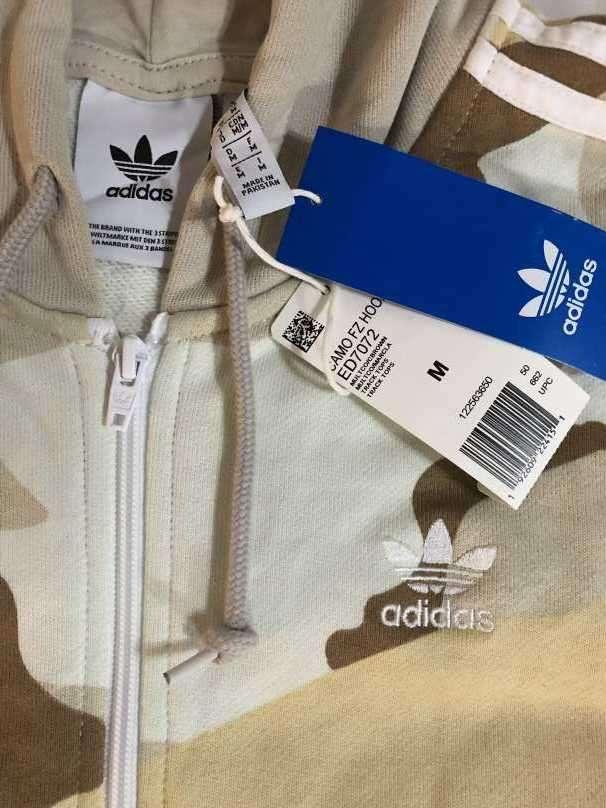 Campera Adidas original para hombre - 1