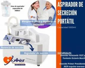 Aspirador de secreción Suction Unit