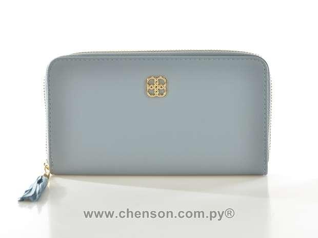Billetera Chenson Tipo Vibora - 1
