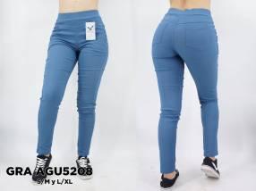 Pantalón elastizado GRA AGU5208