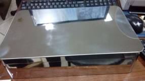 Caja de acero inoxidable