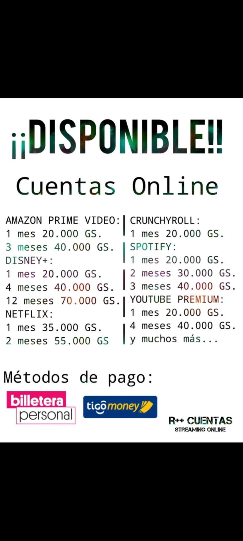 Cuentas Online - 0