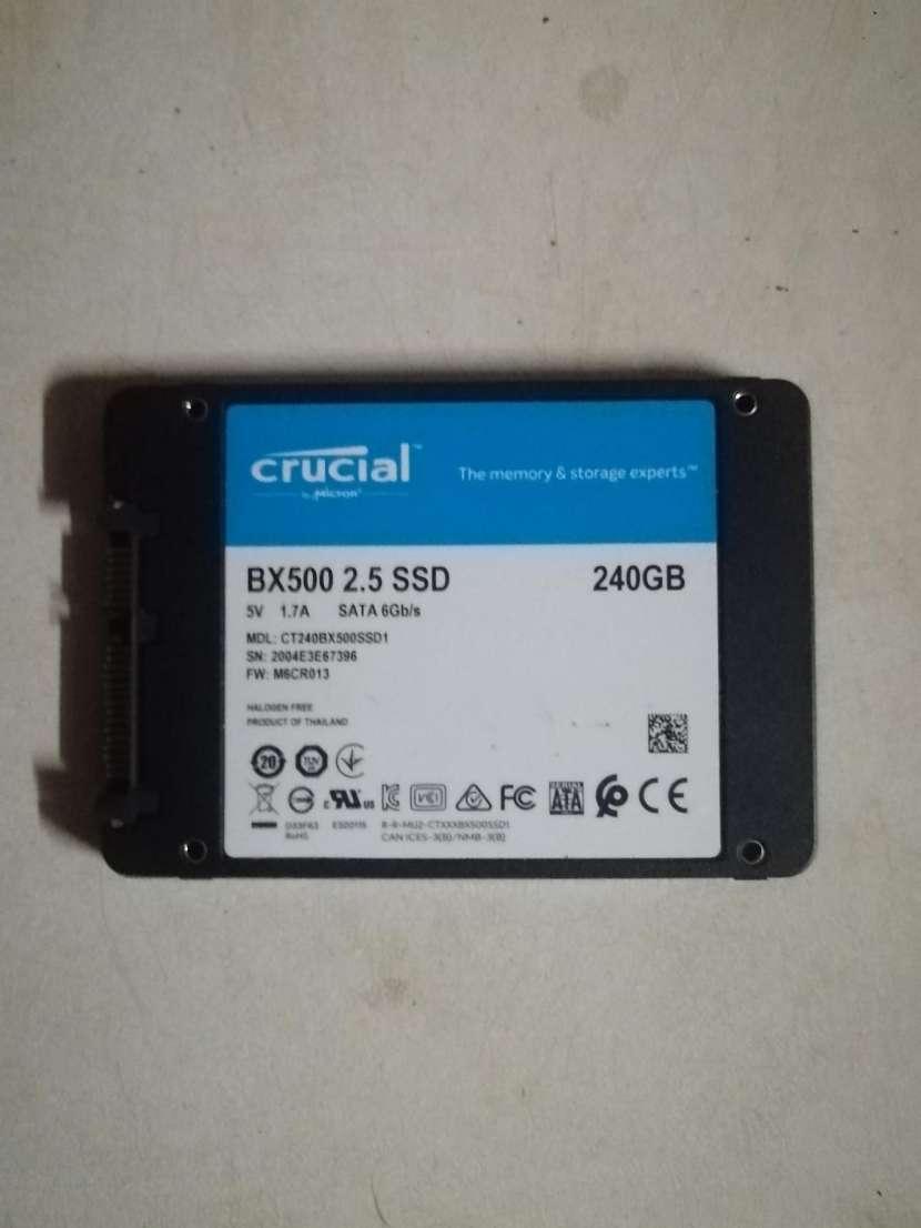 SSD de 240 gb - 0