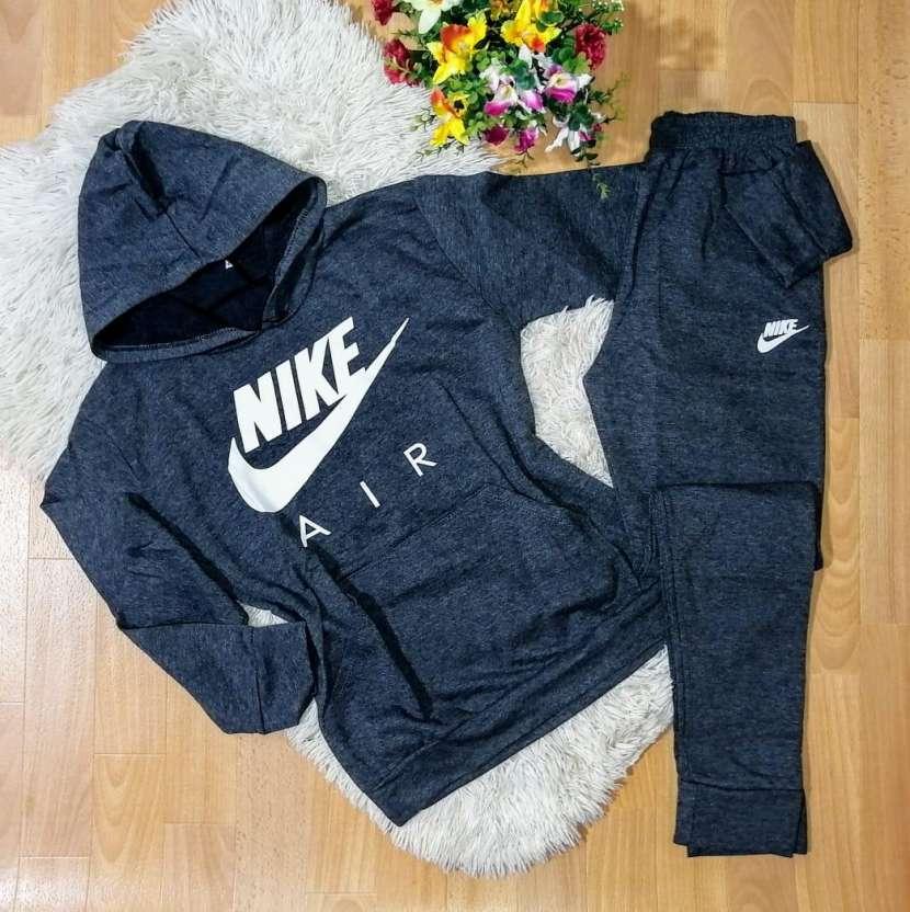 Conjuntos Nike de algodón para dama - 1