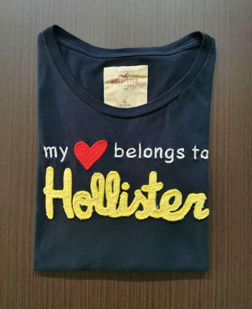 Mangas largas Hollister - 2
