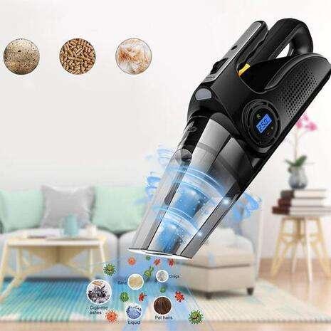 Aspiradora/ inflador ecopower - 1