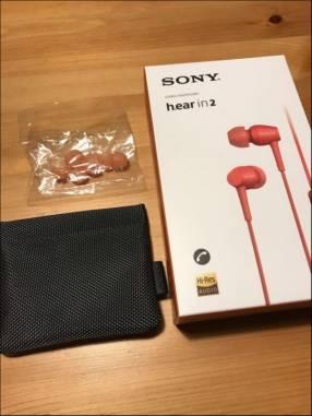 Auricular Sony IER-H500A Hi-RES nuevos