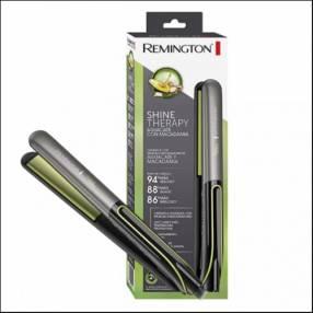 Planchita Remington S-12A c/ aguacate + Perfume GRACE La Rose