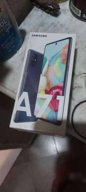 Samsung Galaxy A71 dúos 128 gb