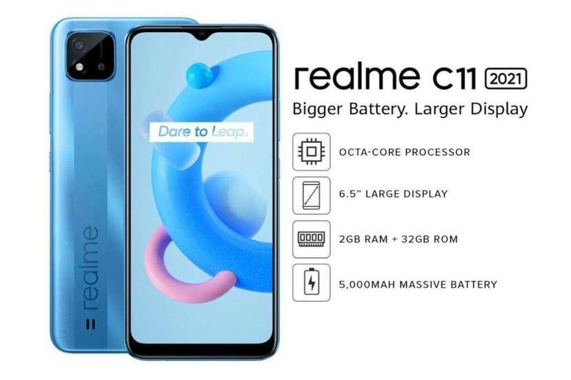 Realme C11 de 32 gb - 0