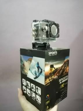 Sport Cámara 4K Ultra HD