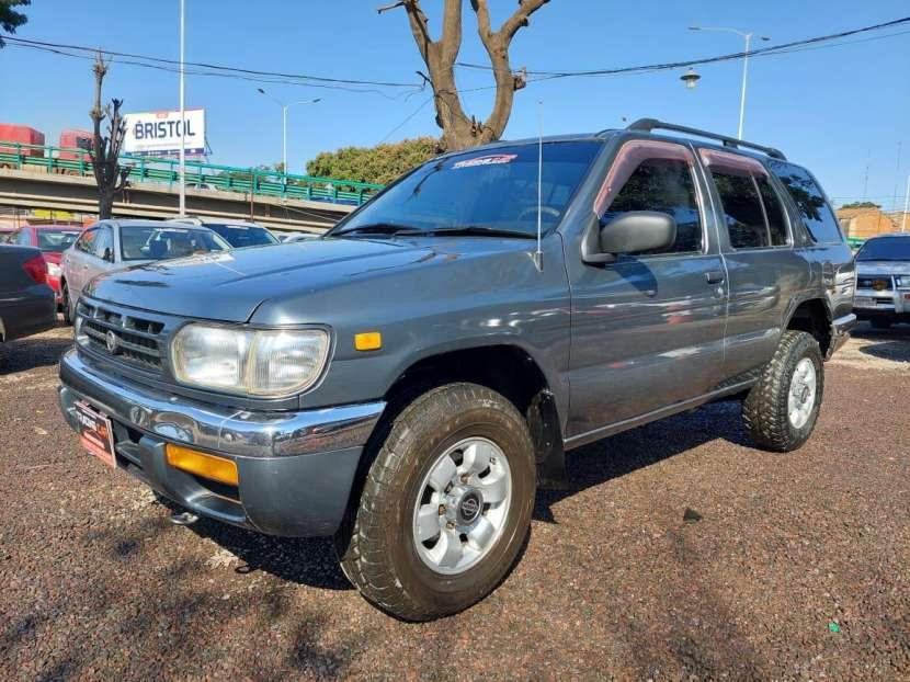 Nissan Terrano PR50 1996 - 2