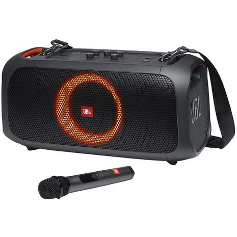 PARLANTE JBL PARTYBOX ON THE G - 0