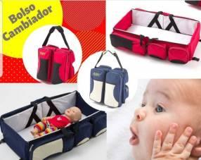 Bolso cambiador para bebés