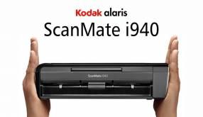 Escáner Kodak Alaris ScanMate i940