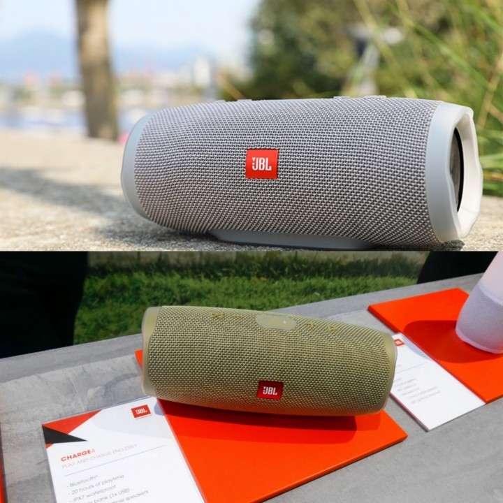 Speaker JBL Charge 4 Flip 5 - 1