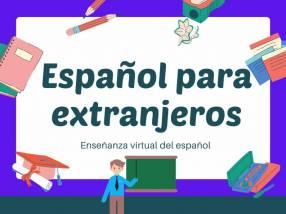 Enseñanza de Español para extranjeros