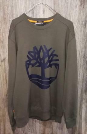 Suéter Color Verde Original L/G