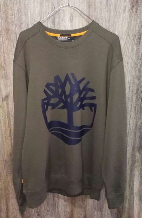 Suéter Color Verde Original L/G - 0