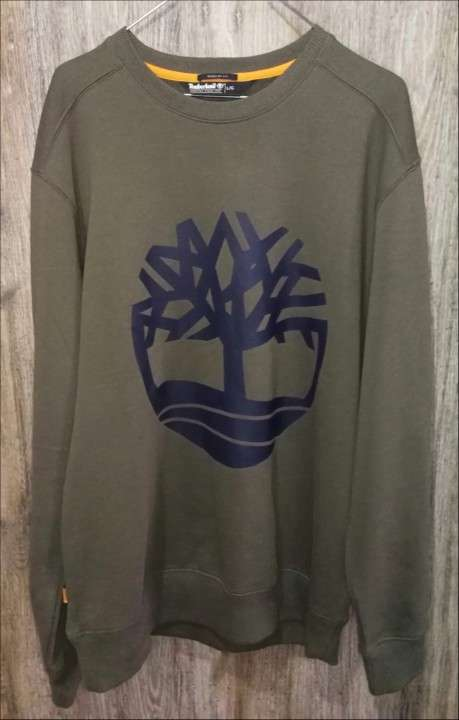 Suéter Color Verde Original L/G - 1