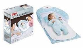 Cama separada para bebés