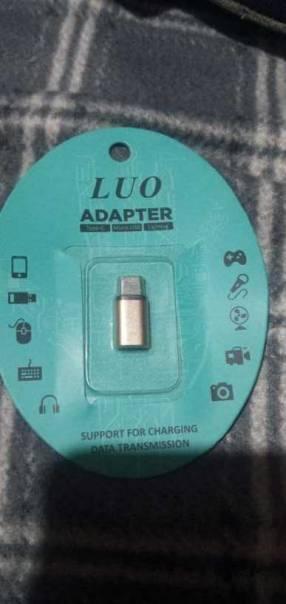 Adaptador de tipo C a Micro USB