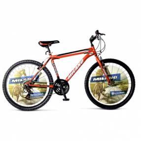 Bcicleta milano action aro 26