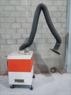 Extractor de humo de soldar Kemper 2006