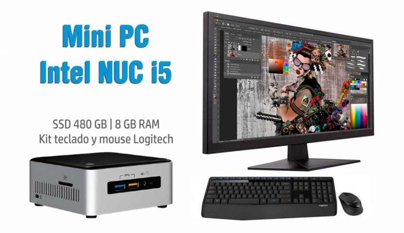Mini PC NUC Intel Core i5 SSD 480 GB - 0