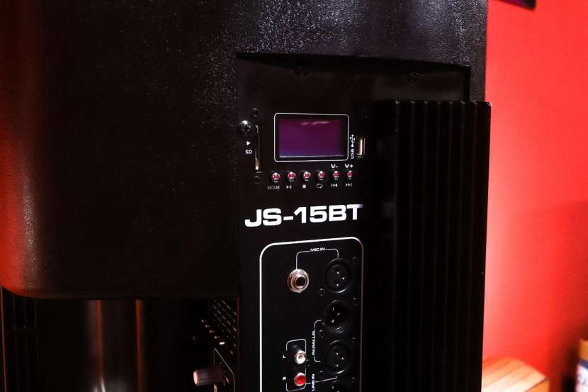 Caja acústica JBL (JS-15BT) - 3