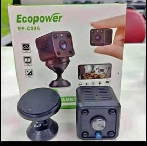 Mini cámara Ecopower EP-C006
