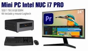 Mini pc Nuc Intel Core i7 Pro