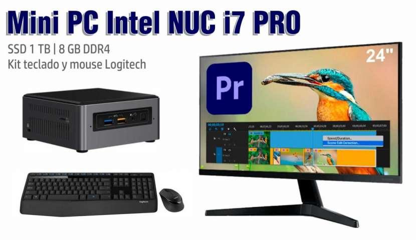 Mini pc Nuc Intel Core i7 Pro - 0