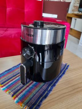 Freidora sin aceite 2.6 lts nappo nef-075 mecanica