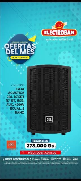 Caja acústica JBL