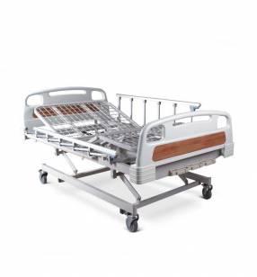 Cama hospitalaria de 3 movimientos manual