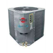 Acondicionador de aire cassette round flow frío calor 24.000 btu - 0