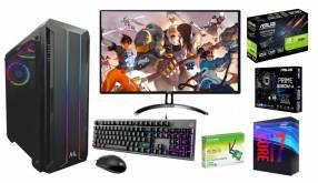 PC Intel Core i7 HDD 1TB + SSD 500GB