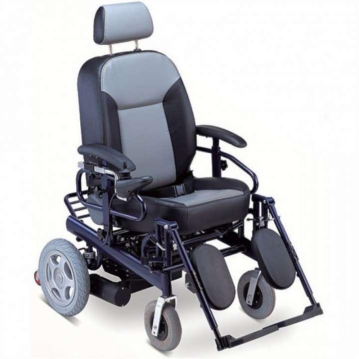 Silla de ruedas motorizada con relajación - 0