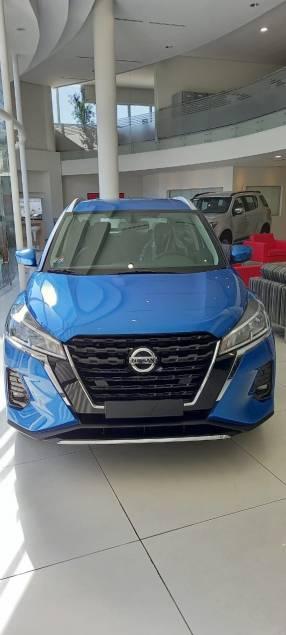 Nissan Kicks Advance 2022 AT