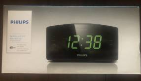 Radio Reloj Philip AJ3400 FM