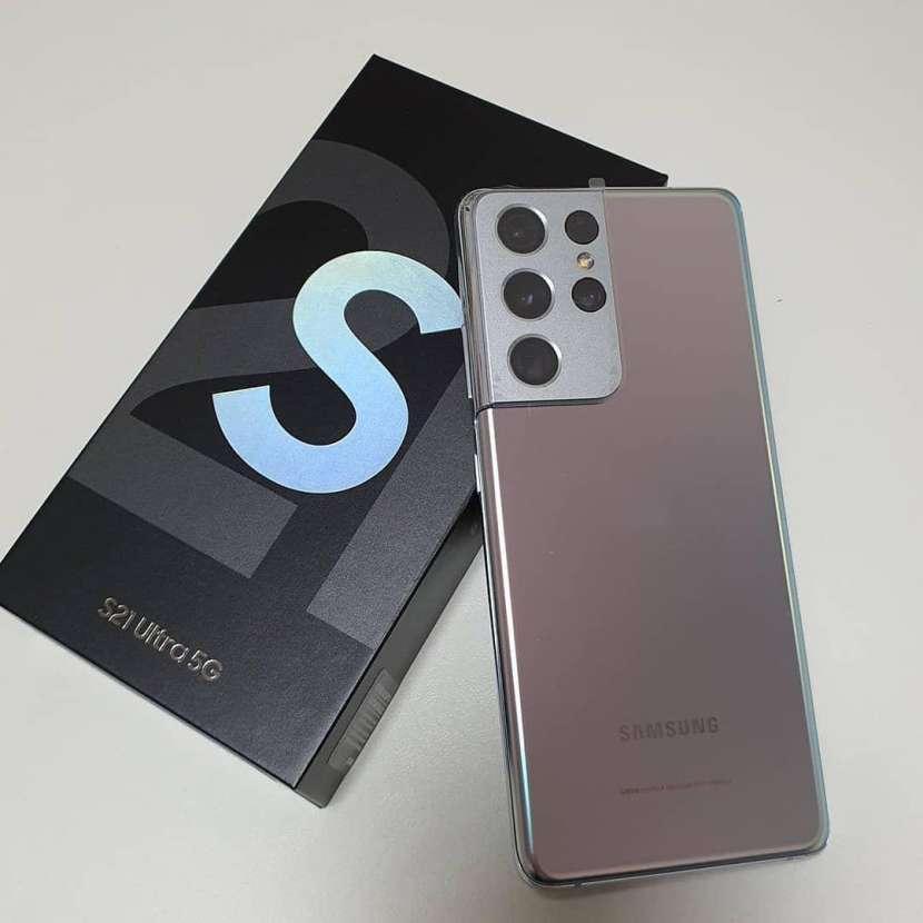 Samsung Galaxy S21 Ultra 5G 512GB - 0