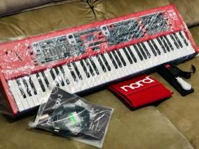 Nord Stage 3 88 88-key Hammer Action keyboard Piano Synth Organ