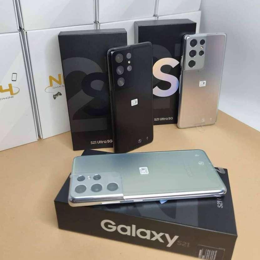 Samsung Galaxy S21 Ultra 5G 512GB - 1