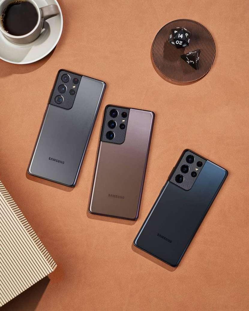 Samsung Galaxy S21 Ultra 5G 512GB - 2